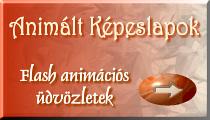 Képeslapküldő: Animált képeslapok